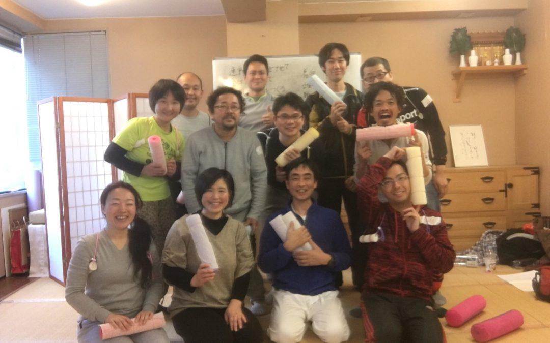 2018年2月18日開催 【第10回】進化体操1日講習会イン名古屋