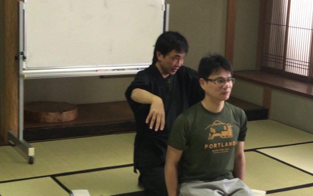 第11回進化体操一日講座無事終わりました。