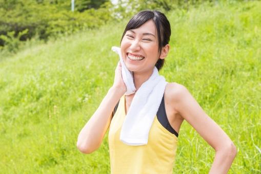 汗と体調の関係
